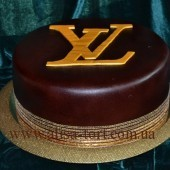 "Торт ""Louis Vuitton"""