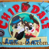 Chip and Dale (4 кг)